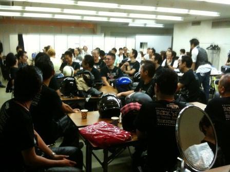 Keen London+Tokyo-矢沢永吉東京ドーム ヘアメイク