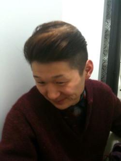 Keen London+Tokyo  hairdresser & photographer's bolg-ラップヘアー