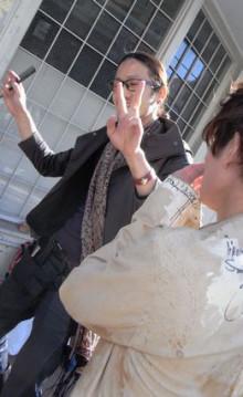 Keen London+Tokyo  hairdresser & photographer's bolg-Choki×Choki4月号撮影