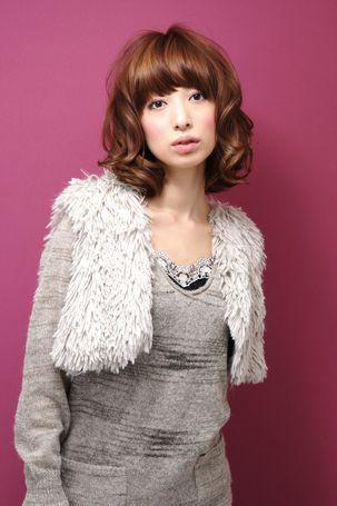 $Keen London+Tokyo  hairdresser & photographer's bolg-ミディアムボブ