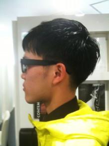 Keen London+Tokyo  hairdresser & photographer's bolg-paradiso junya saito