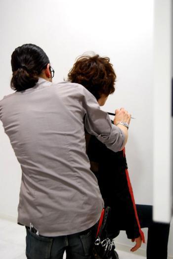 Keen London+Tokyo  hairdresser & photographer's bolg-FINEBOYSおしゃれヘアカタログ 日之出出版 撮影