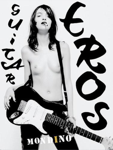 Keen London+Tokyo  hairdresser & photographer's bolg-Guitar Eros by Jean-Baptiste Mondino