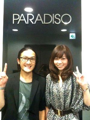 Keen London+Tokyo  hairdresser & photographer's bolg-モデル 西川あゆみ