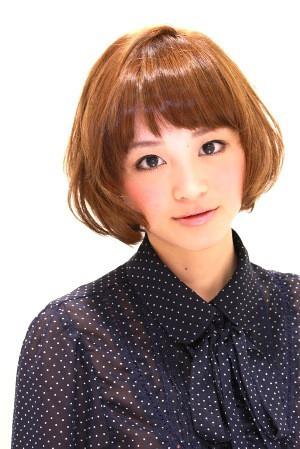 hairdresser & photographer's blog  Keen London+Tokyo-シフォンボブ PARADISO サイトウジュンヤ