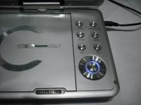 7型ポータブルDVDプレーヤー DEF-NS7 -007