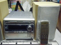 Victor MD.CD RECEIVER CA-MXS77WMD重箱石04