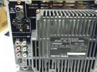 Victor MD.CD RECEIVER CA-MXS77WMD重箱石15