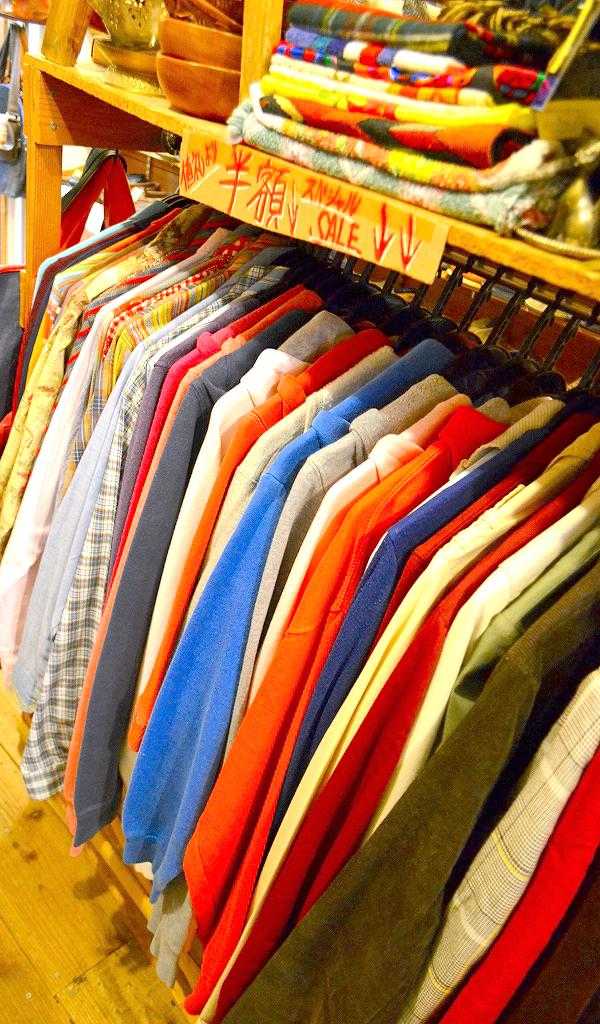 店内週末セールSALE画像@古着屋カチカチ2
