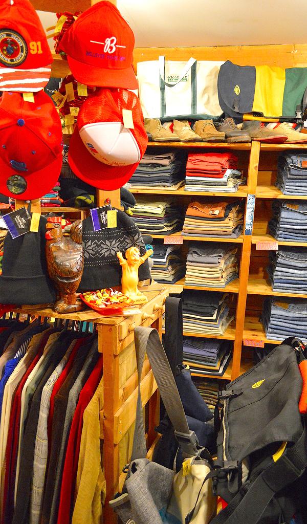 東京都北区王子の古着屋カチカチ店内画像015