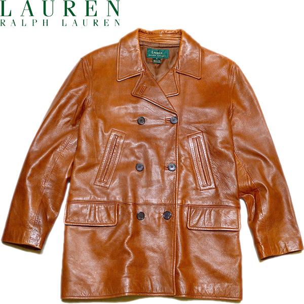 Usedレザージャケット画像Leather Jkt@古着屋カチカチ02