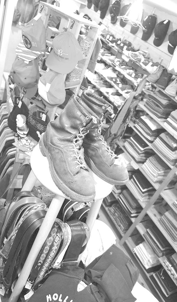 東京都北区王子画像@古着屋カチカチ店内07