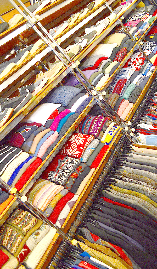 古着屋カチカチ店内画像クリスマスSALE010