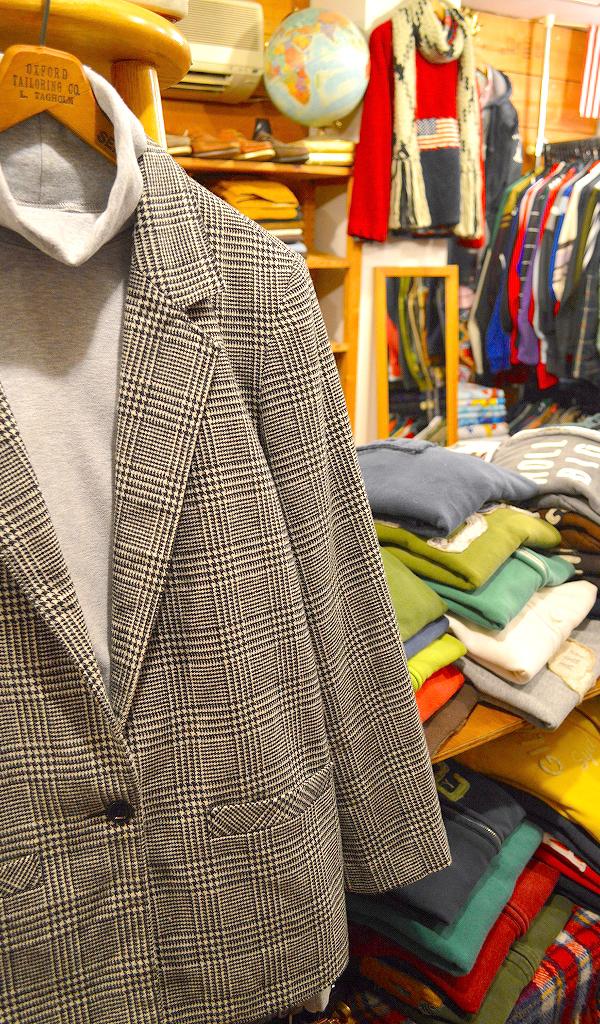 テーラードジャケット画像ブレザーコーデ@古着屋カチカチ02