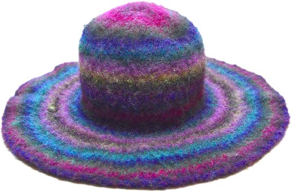 ハット帽子Used画像@古着屋カチカチ (3)