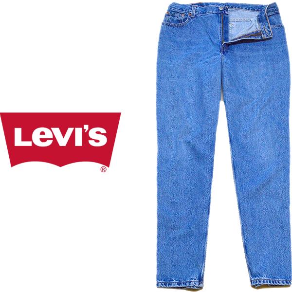 UsedリーバイスLevisジーンズ画像デニムパンツ@古着屋カチカチ00