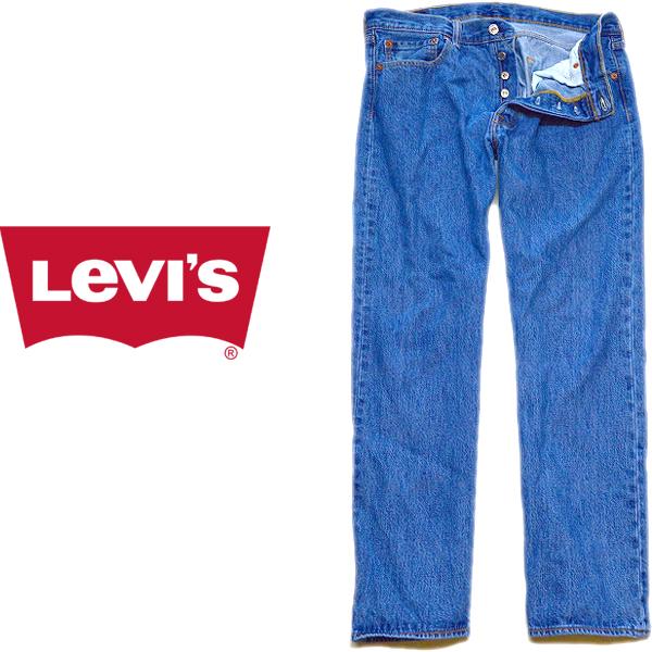 UsedリーバイスLevisジーンズ画像デニムパンツ@古着屋カチカチ01