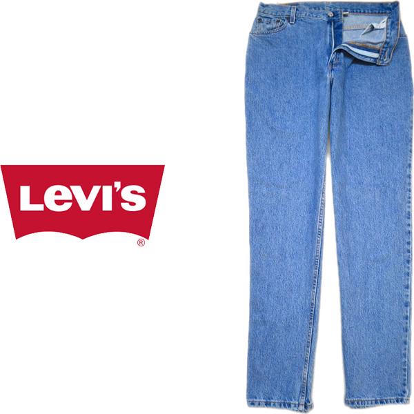UsedリーバイスLevisジーンズ画像デニムパンツ@古着屋カチカチ07