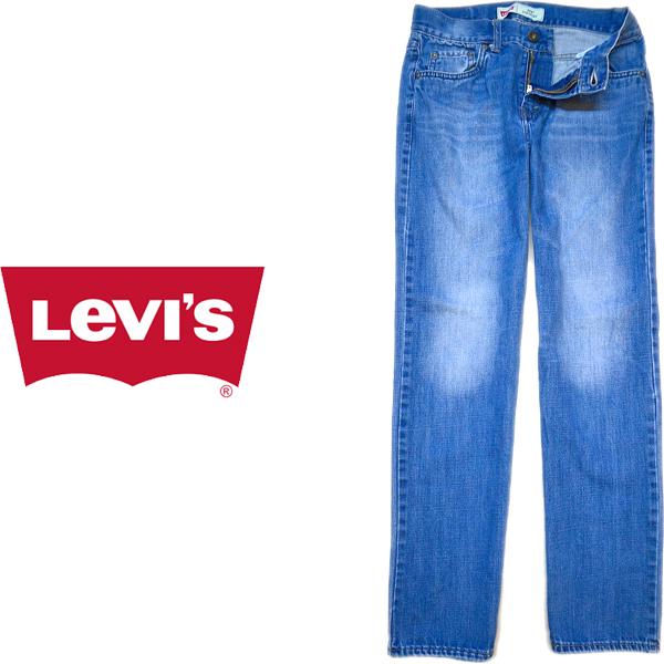 UsedリーバイスLevisジーンズ画像デニムパンツ@古着屋カチカチ08