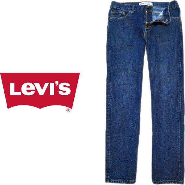 UsedリーバイスLevisジーンズ画像デニムパンツ@古着屋カチカチ012