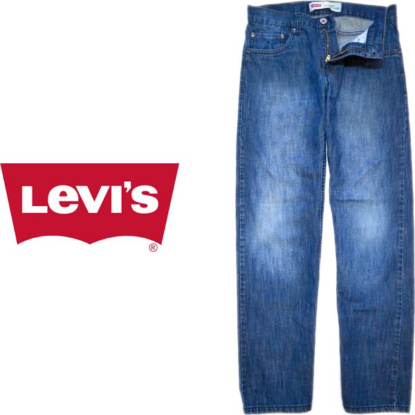 UsedリーバイスLevisジーンズ画像デニムパンツ@古着屋カチカチ013