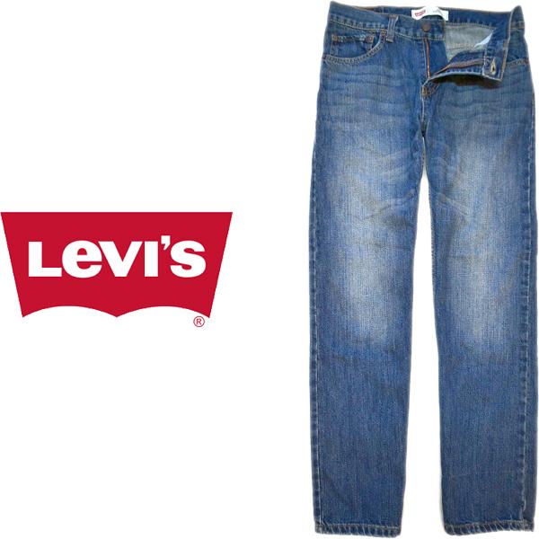 UsedリーバイスLevisジーンズ画像デニムパンツ@古着屋カチカチ014