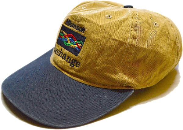 Used Capキャップ帽子コーデ画像@古着屋カチカチ05