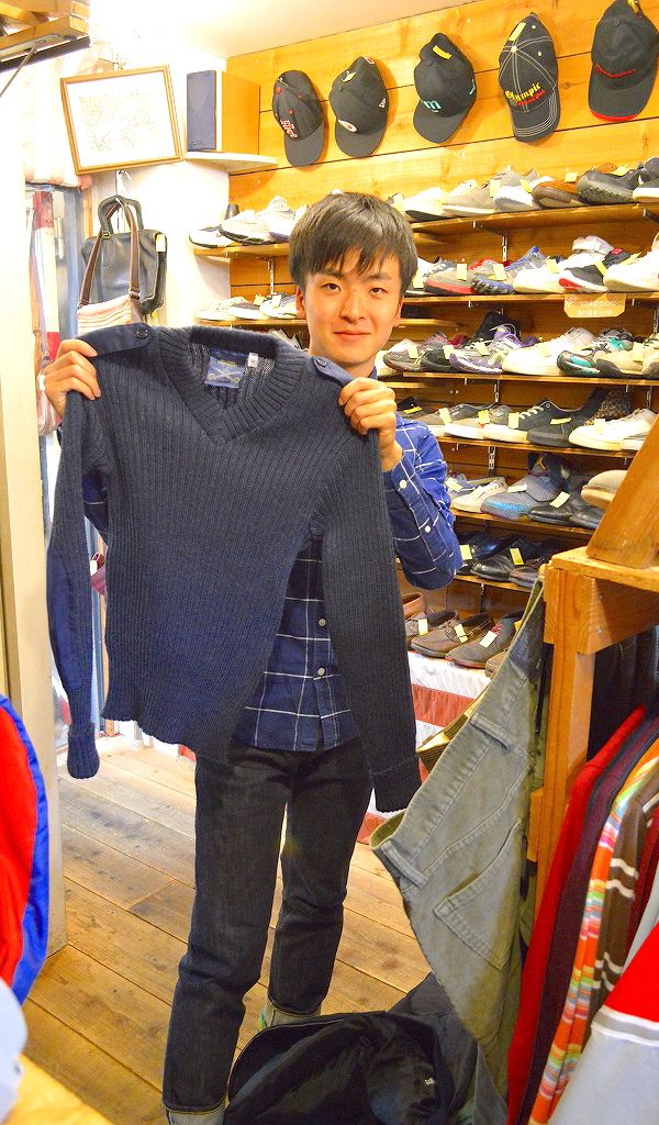 バレンタインデー セーター無料プレゼント画像@古着屋カチカチ04