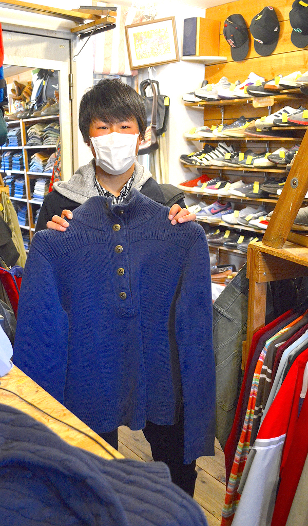 バレンタインデー セーター無料プレゼント画像@古着屋カチカチ07