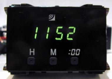 JECO製 トヨタ純正電波時計 時間合わせ bB NCP30後期