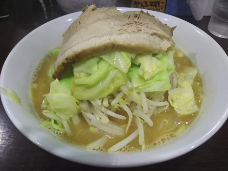 味噌らー麺