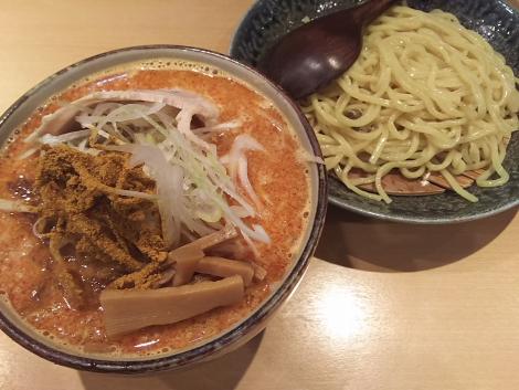 味噌カレーつけ麺