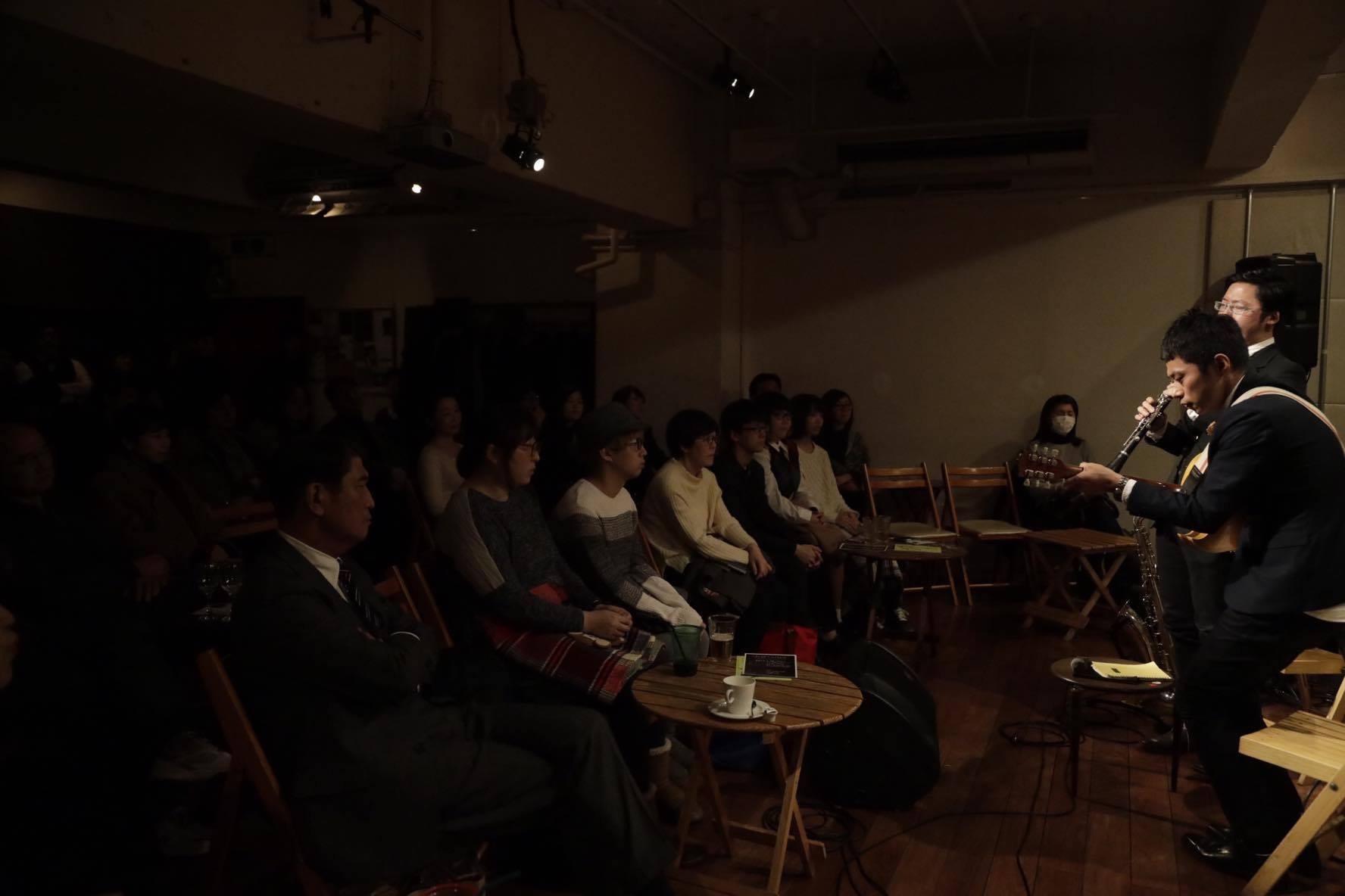 """170119 """"対話TAIWA""""のリリースパーティ1"""