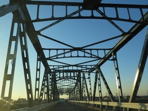 天竜川 掛塚橋