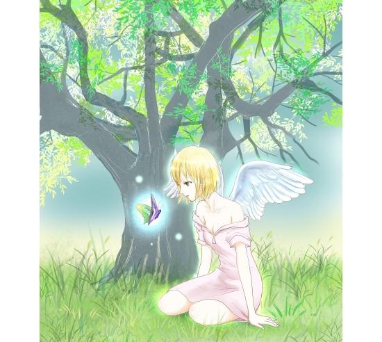 limeさんの、またもや天使