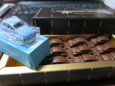 チョコとビートル