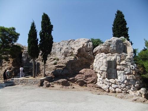 アテネ_アクロポリス周辺で (2)