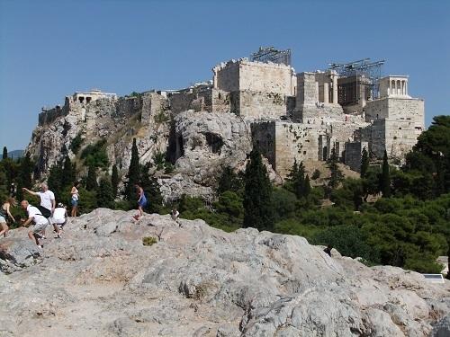アテネ_アクロポリス周辺で (4)