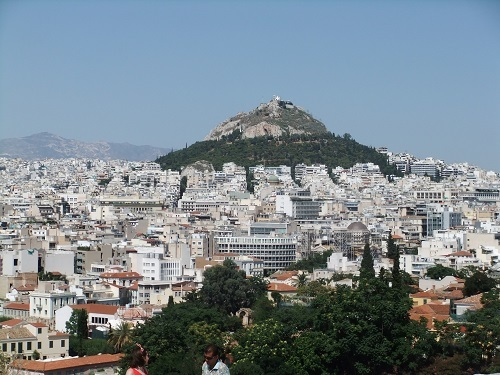 アテネ_アクロポリス周辺で (5)