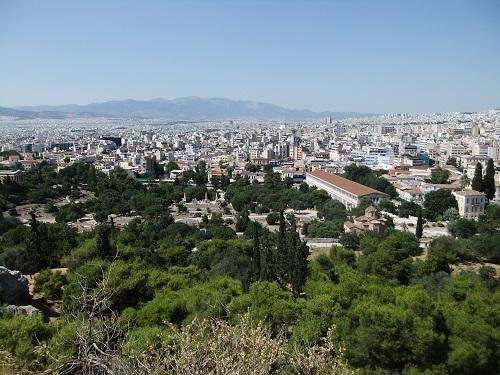 アテネ_アクロポリス周辺で (6)