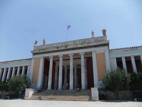 アテネ_考古学博物館