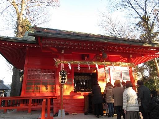 小野神社拝殿