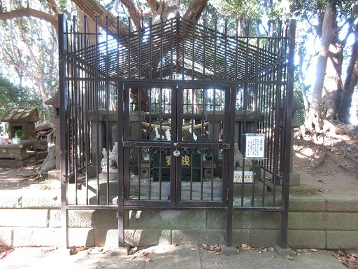 安房口神社