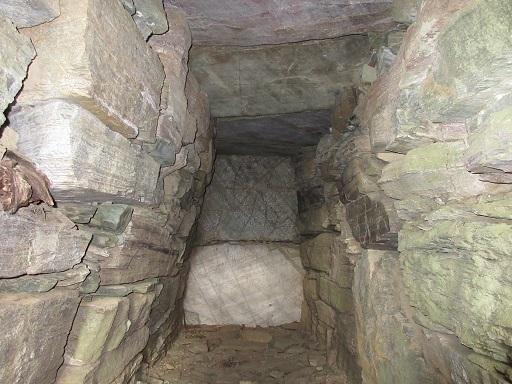 大堺4号墳横穴式石室玄室
