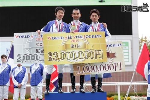 【競馬】戸崎「武豊さんに誉められたのが凄く嬉しい。胸を張ってリーディングを絶対に取りたいと強く思った。」