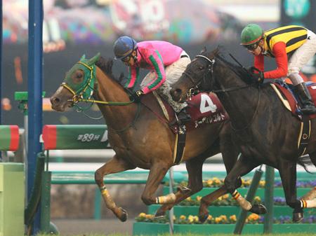 【海外競馬】ヌーヴォレコルト優勝レッドカーペットH(米G3)