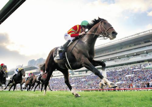 【競馬】モーリス有馬記念電撃参戦の可能性