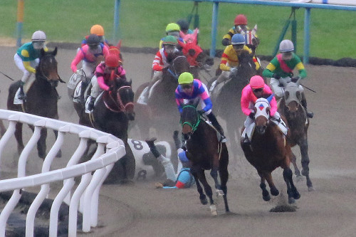 【競馬】川田第5腰椎骨折!きさらぎ賞サトノアーサーの鞍上予想