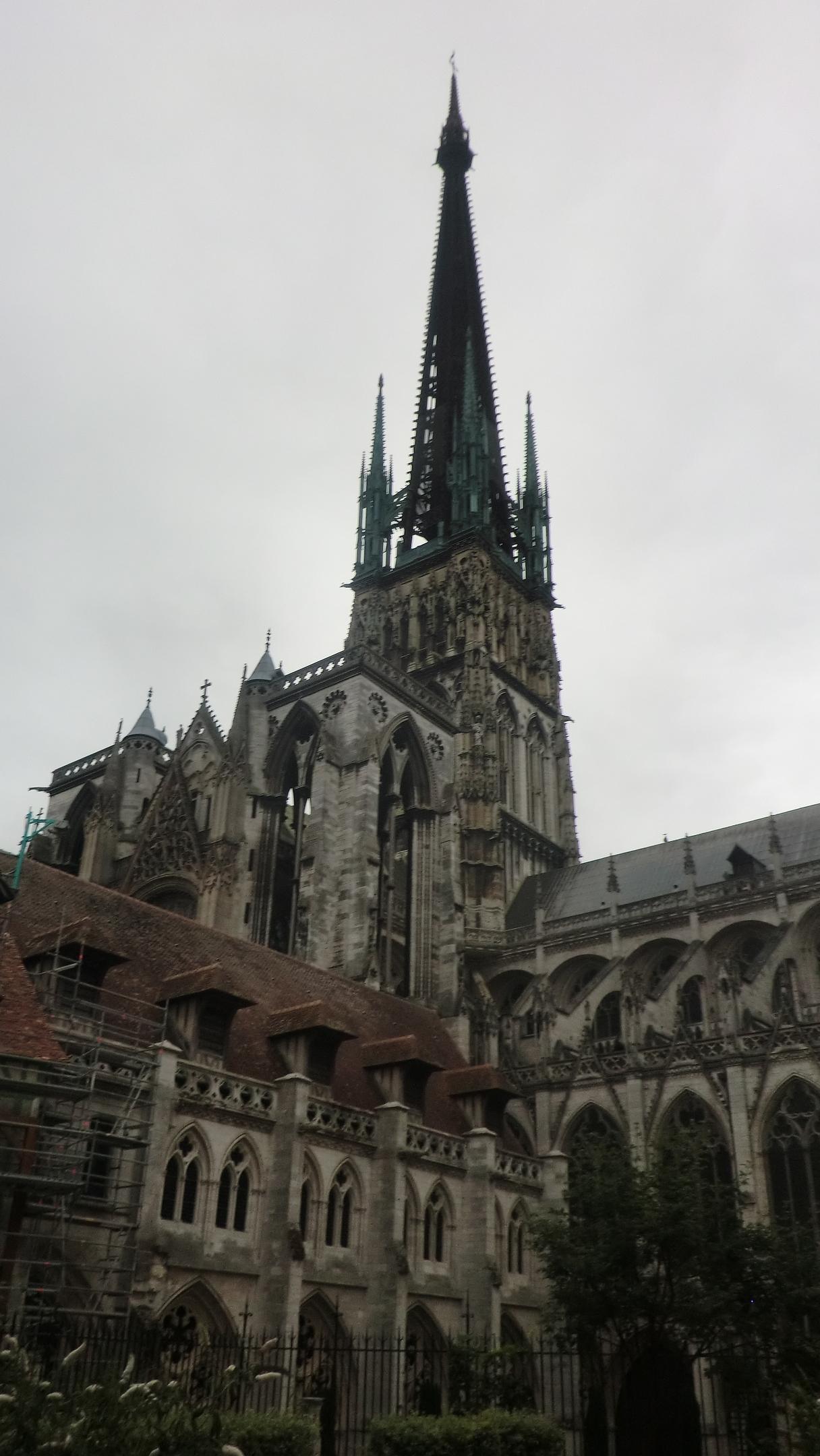 ノートルダム大聖堂(ルーアン)