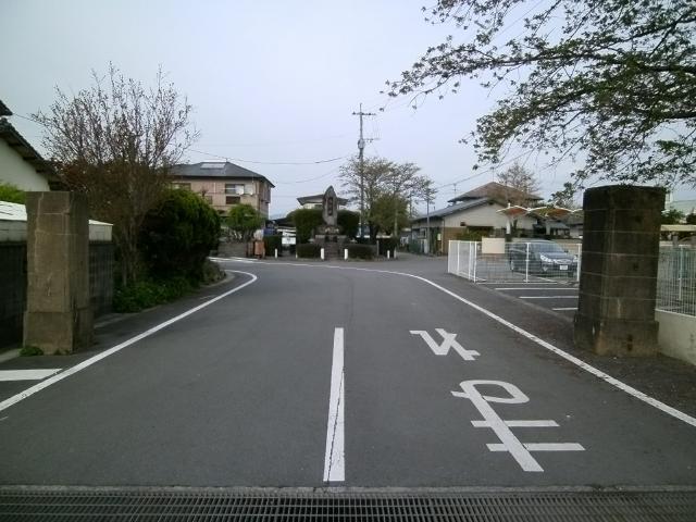 菊地飛行場門柱 (5)